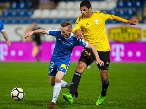 Fotbal: Liberec - Karviná
