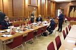 Ustavující zasedání Zastupitelstva města Havířova 5. 11. 2018.