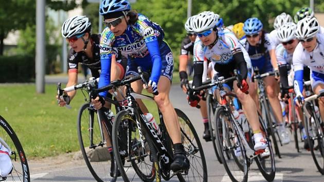 Cyklistická sezona je v plném proudu. Na silnici jsou často v akci i okresní zástupci.