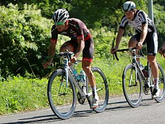 Cyklistická sezona je v plném proudu. Závodí hlavně silničáři.