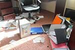 Zloději v pátek odpoledne vykradli dům v Karviné Hranicí.