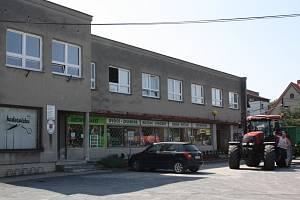 Obecní úřad v Horních Bludovicích.