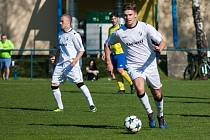 Fotbalisté Dětmarovic poprvé v této sezoně získali tři body za vítězství. V sobotu porazili doma Bruntál 1:0.