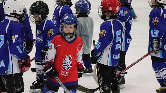 Týden hokeje v Orlové.