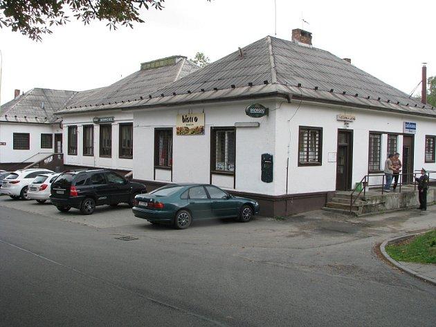 Restaurace Bivoj v Havířově-Šumbarku.