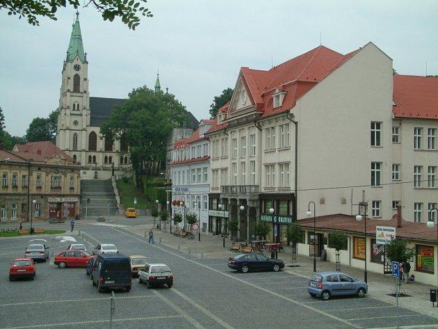 Staré orlovské náměstí.