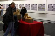 Výstava o Číně.