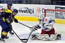 Orlovští hokejisté se dočkali po náročné sérii tří bodů.