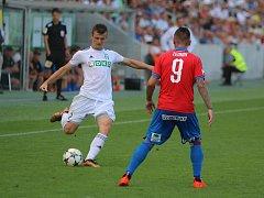 Zápasovou vsuvku v ligovém programu bude pro Karvinou dnes představovat pohár v Líšni.