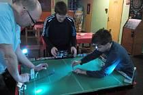 Stolní hra Tip Kick zažívá rozmach v Bohumíně