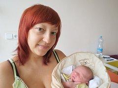 Julie Tobolová, 7. března 2013, Havířov, váha: 2,80 kg, míra: 47 cm