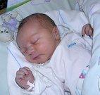 Ondrášek Karpeta se narodil 2. října mamince Zuzaně Fiedorové z Karviné. Po narození miminko vážilo 3500 g a měřilo 54 cm.