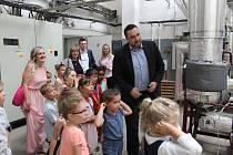 Děti z MŠ Radniční vyhrály v soutěži HTS Havířov.