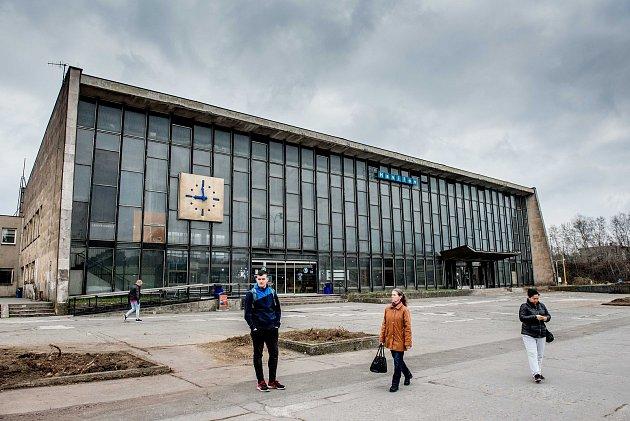 Vlakové nádraží a Dopravní terminál v Havířově