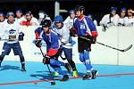 Hokejbalisté Karviné se udrželi. Play off jim těsně uniklo.