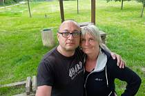 Ivan Jekielek s manželkou.