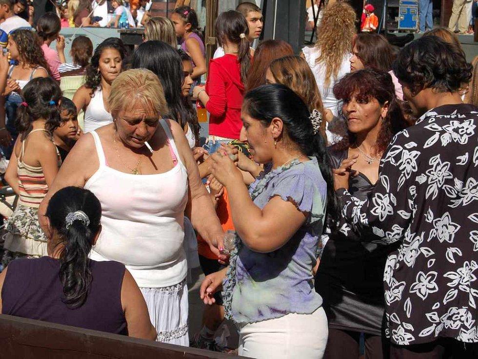 Svátek romské kultury.