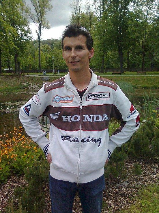 Atlet David Wawreczka.