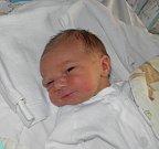 František se narodil 16. prosince mamince Dorotě Pěchovičové z Orlové. Porodní váha chlapečka byla 3550 g a míra 51 cm.