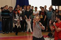 Turné Exit tour na Střední škole Sýkorova v Havířově-Šumbarku.