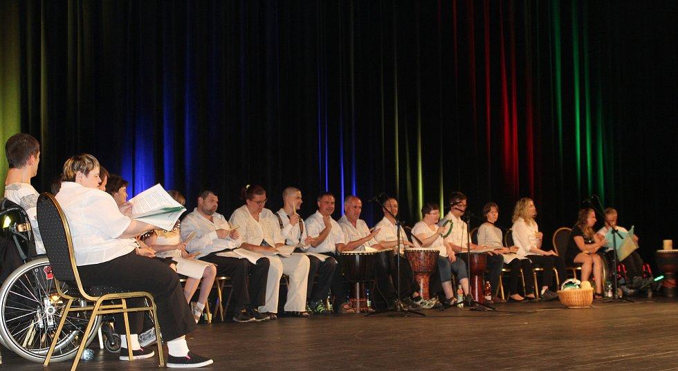 Benefiční koncert pro Markétku byl povedený a přinesl i mnoho emotivních chvil.