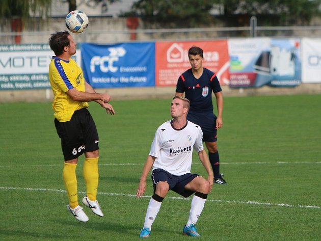 Dětmarovice vyprovodily Vendryni šesti góly.