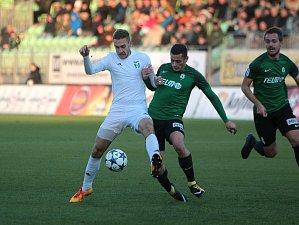 Fotbal: Karviná - Jablonec