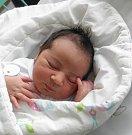 Amélie Adamová se narodila 17. ledna paní Veronice Adamové z Karviné. Po narození holčička vážila 3720 g a měřila 52 cm.