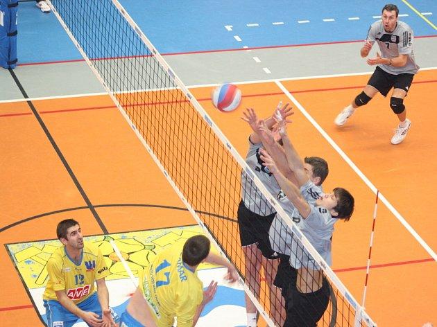 Volejbalisté Havířova zakončili sezonu.