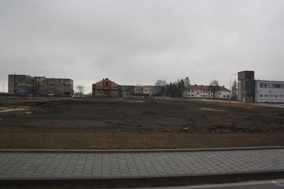 SlavnPrůmyslová zóna Dukla v Havířově-Dolní Suché. ostní otevření průmyslové zóny Dukla v Havířově-Dolní Suché.