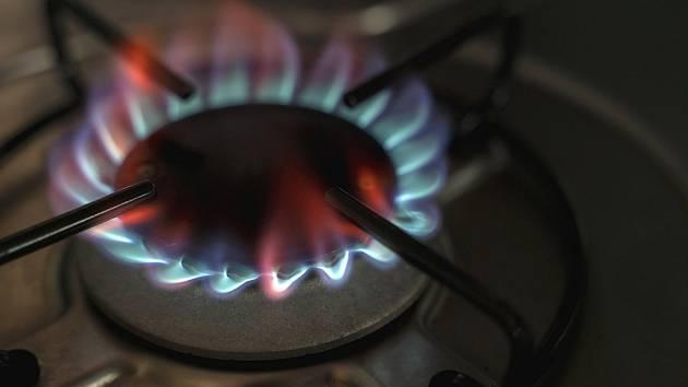 V Havířově unikal plyn.