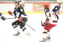 Hokejisté Havířova zvládli druhou čtvrtinu soutěže.