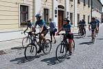 Cyklo-běh proti drogám 2018