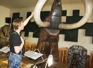 Pohled zblízka nejen na modely postav spjaté s českou historií, ale třeba také na pravěká zvířata a další artefakty, to vše  nabízí výstava  v orlovském domě kultury.