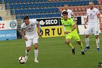 Fotbalisté Karviné prohráli v náhradní sestavě na Slovácku 0:2.