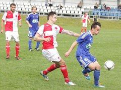 Orlovští fotbalisté zvládli klíčovou podzimní bitvu.