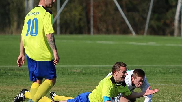 Stonavští fotbalisté se rozstříleli a odnesl to Brušperk.