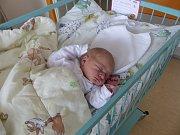 Barborka Jasioková se narodila 5. července mamince Vendule Jasiokové z Rychvaldu. Po narození Barborka vážila 3280 g a měřila 48 cm.