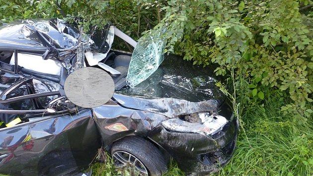 Tragická dopravní nehoda v Orlové-Lazích.