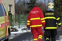 V Prostřední Suché došlo k výbuchu kotle v rodinném domě.