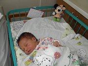 Viktorie Ogrocká se narodila 21. dubna paní Kláře Ogrocké z Karviné. Porodní váha miminka byla 3080 g a míra 47 cm.