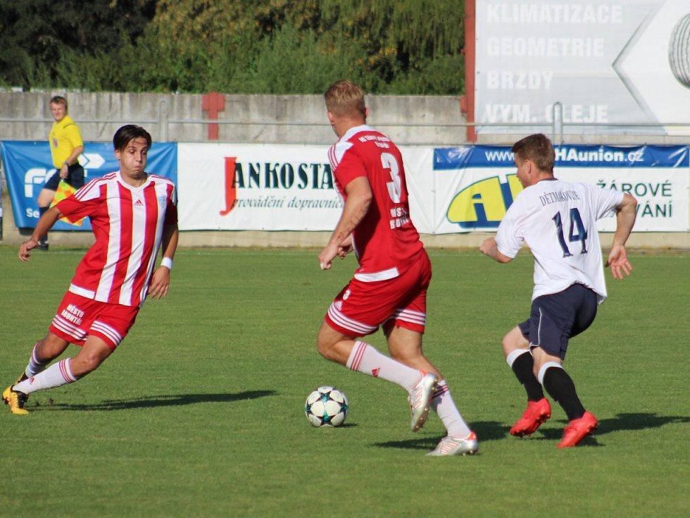 Dětmarovice - dobrá fotbalové adresa.