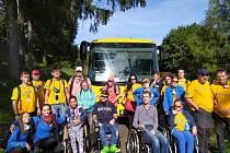Výletníci si víkend maximálně užili, přijeli ve zdraví, plní nezapomenutelných zážitků, navštívili zajímavé turistické oblasti a také si pochutnávali na vynikajících místních dobrotách.