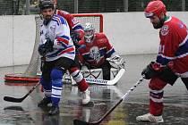 Karvinští hokejbalisté jsou ve finále I. ligy.