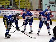 AZ Havířov – HC Stadion Litoměřice 0:4 (0:0, 0:2, 0:2)