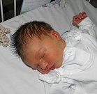 Jiříček se narodil 19. listopadu mamince Michaele Serafinové z Rychvaldu, Po porodu chlapeček vážil 3720 g a měřil 51 cm.