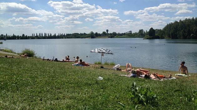 Jezera u Bohumína - ilustrační foto