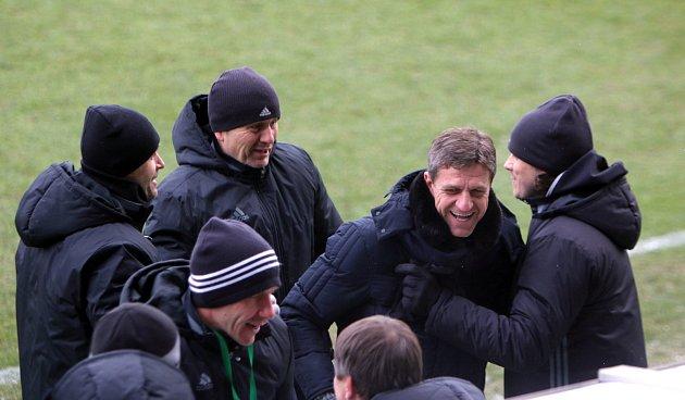 Josef Mucha byl odvolán od mužstva Karviné.