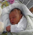 Karolínka Waliczková se narodila 15. prosince paní Kateřině Hokynářové z Karviné. Porodní váha miminka byla 3160 g a míra 47 cm.