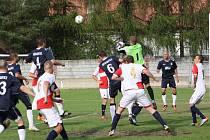 Orlovští fotbalisté padli v Pusté Polomi.